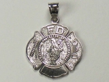 - Jewelry Stores - FD Fire Department Charm