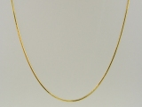 - Jewelry Stores - 10K Snake Chain 1.25 mm