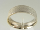 - Jewelry Stores - Brush Polished Wedding Band 6.5 mm