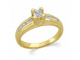 - Jewelry Stores - Diamond Engagement Ring